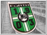 Rubber Badge 'Fürth' 1903